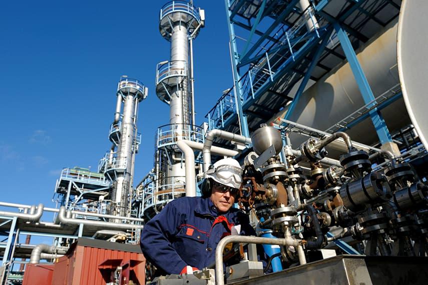 Gasanlagen